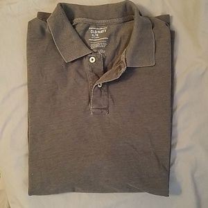 👕 Old Navy Polo Shirt- Tall